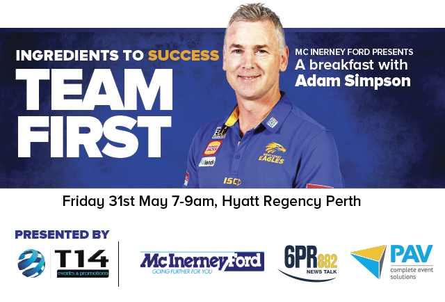A Breakfast with Adam Simpson