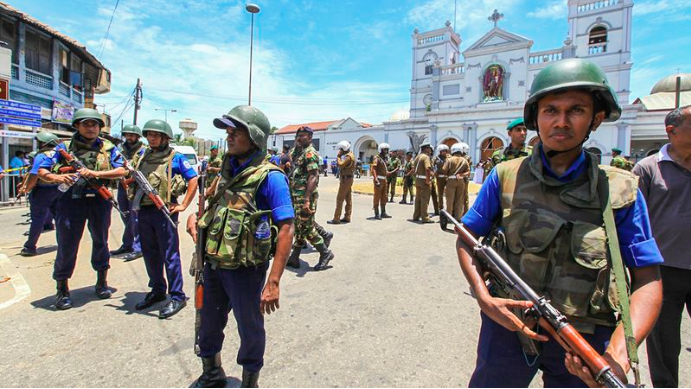 Easter Attacks in Sri Lanka: Who is Responsible?