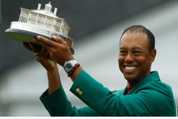 Is Tiger's win the greatest sporting comeback ever?