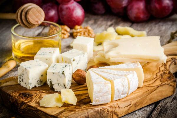 Mmm…. Cheese and Honey