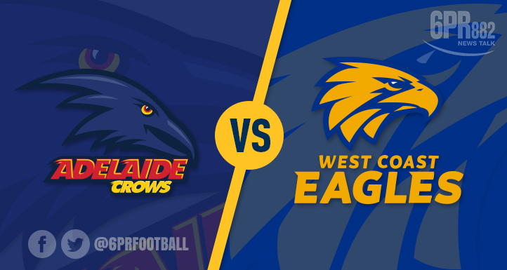 Article image for Eagles Swoop Crows