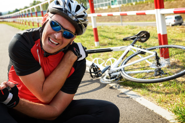 Older cyclists more likely to end up in hospital