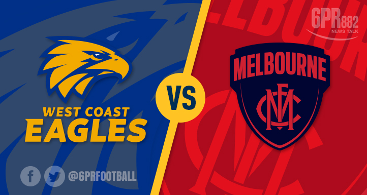 Article image for West Coast Eagles vs Melbourne Demons