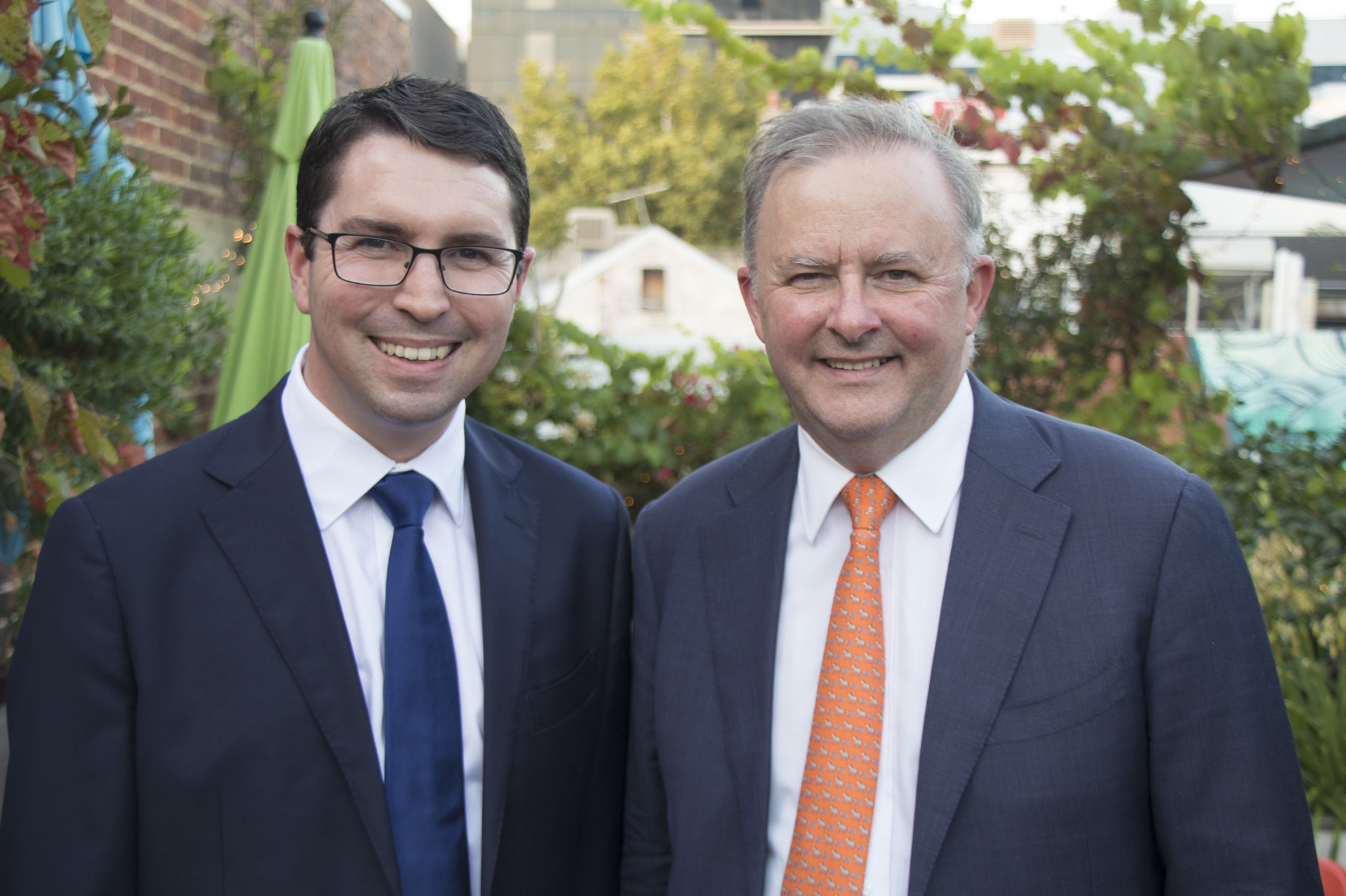 """Albo is the best person to capture the imagination of WA"": Patrick Gorman"
