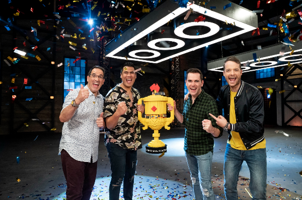 Australia's first LEGO Masters crowned