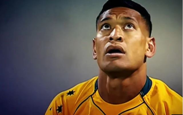 Martyn Iles on Israel Folau's fight