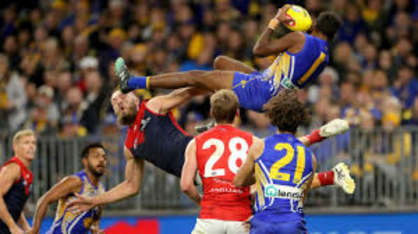Article image for One of the greatest marks: Josh Kennedy