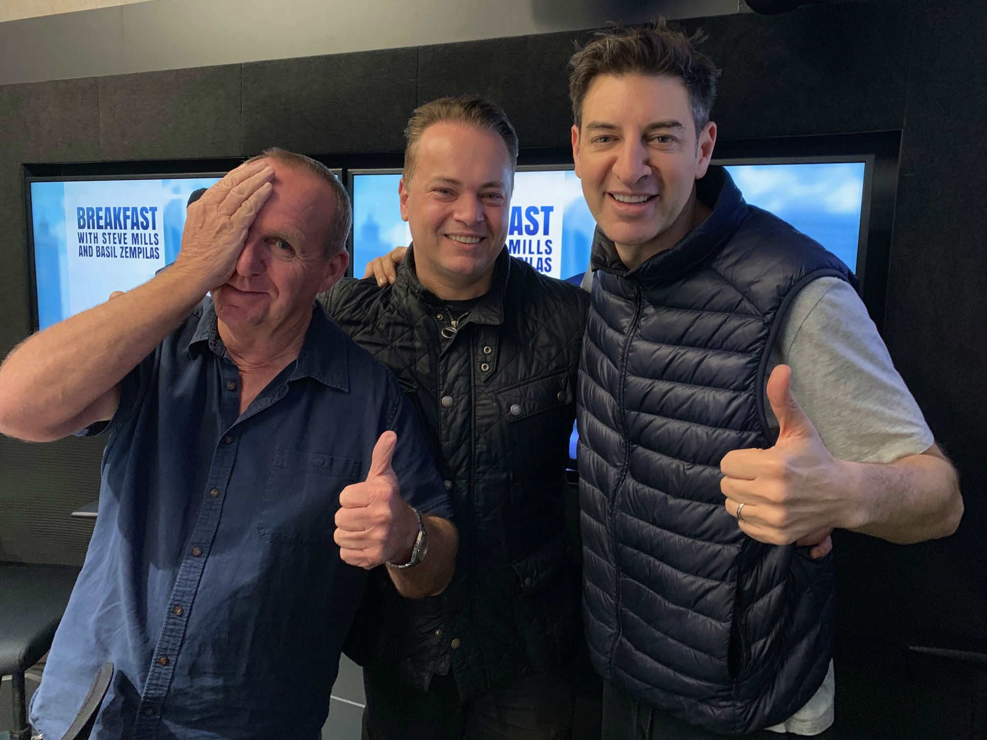 Commentators excited for Perth Grand Final