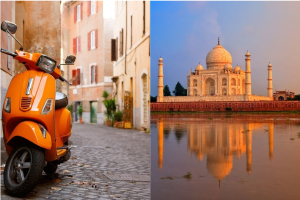 Hidden gems of India and Italy with Chris Parry