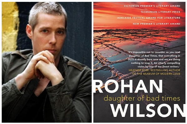 Author Rohan Wilson on his new book Daughter of Bad Times