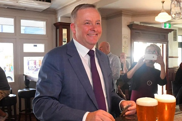Albo gives his first radio interview as Opposition Leader