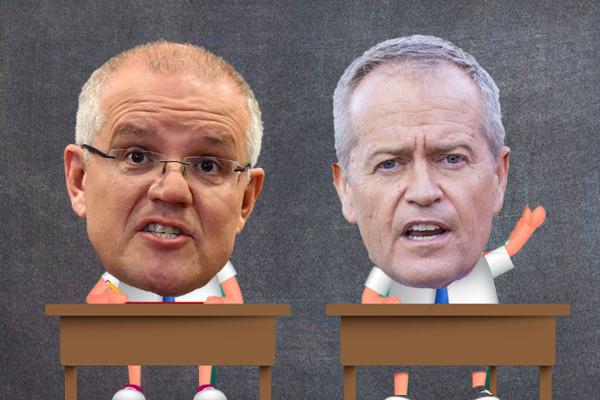 Election 2019: The Morrison/Shorten report card — Week 4