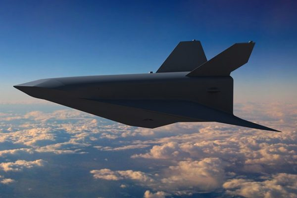 The Australian researcher working on hypersonic travel