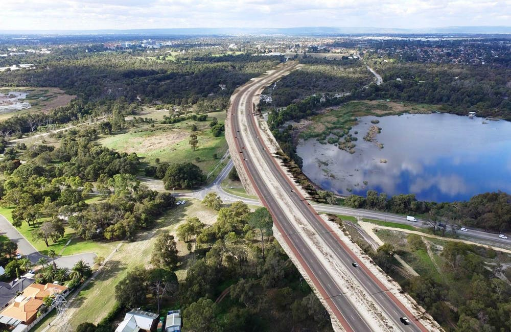 Lifeline for Roe 8 extension