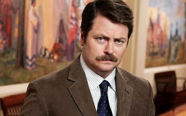 All Rise for Nick Offerman