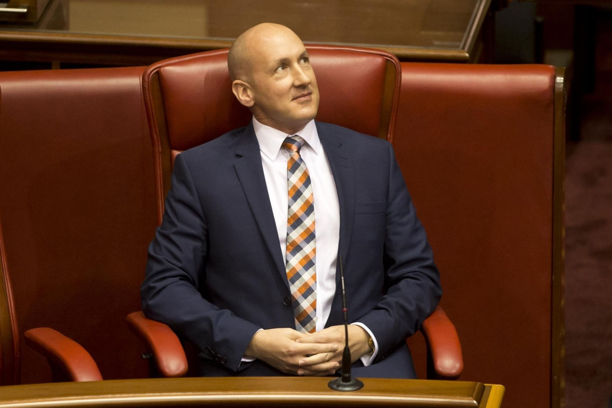 BREAKING: One Nation's Charles Smith will leave the party