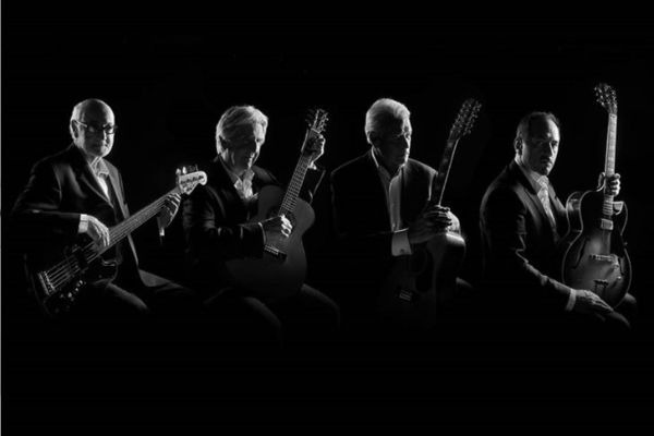 Bruce Woodley on The Original Seekers' journey back to their roots