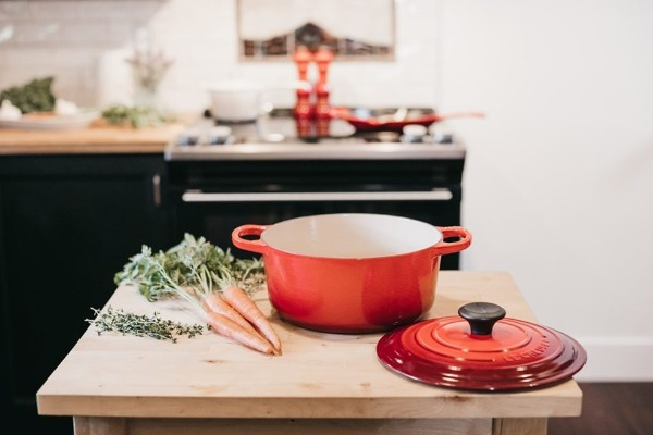 Article image for Feeling the weather? Try Bernadette's magic chicken soup