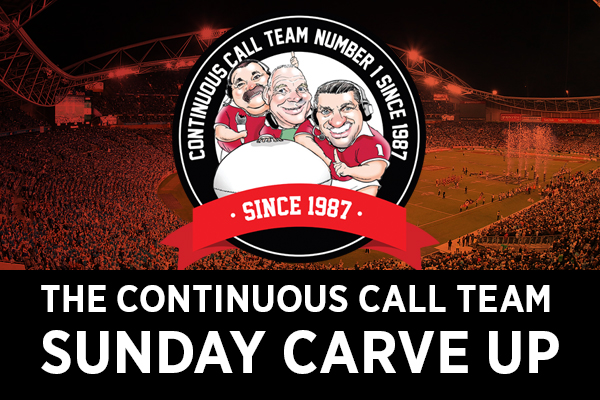 The Sunday Carve Up – August 18th, 2019