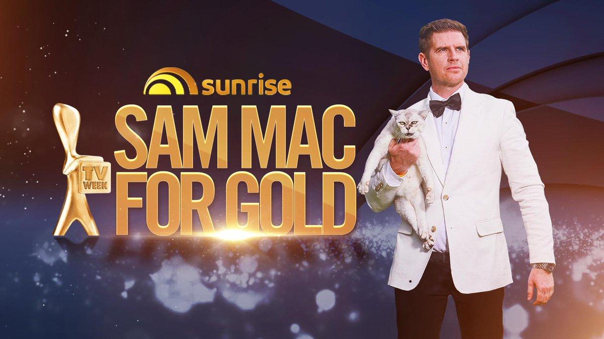 Sam Mac finds gold