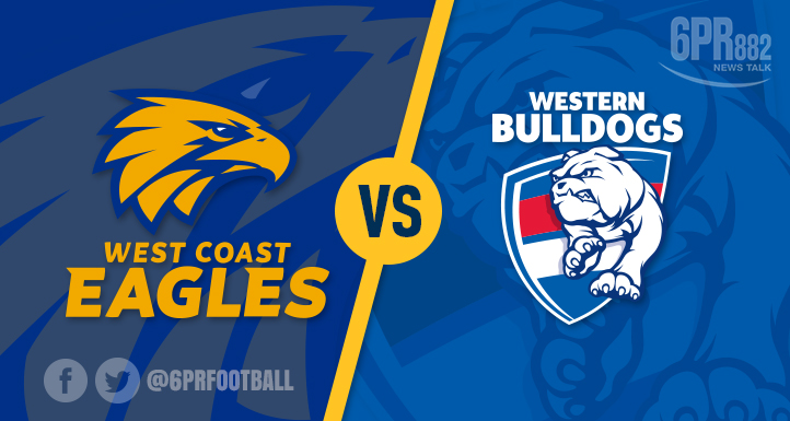 West Coast blow out the Western Bulldogs