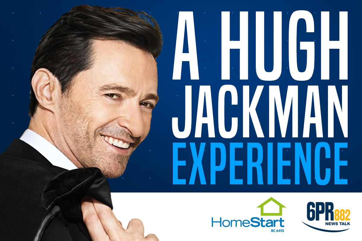A Hugh Jackman Experience