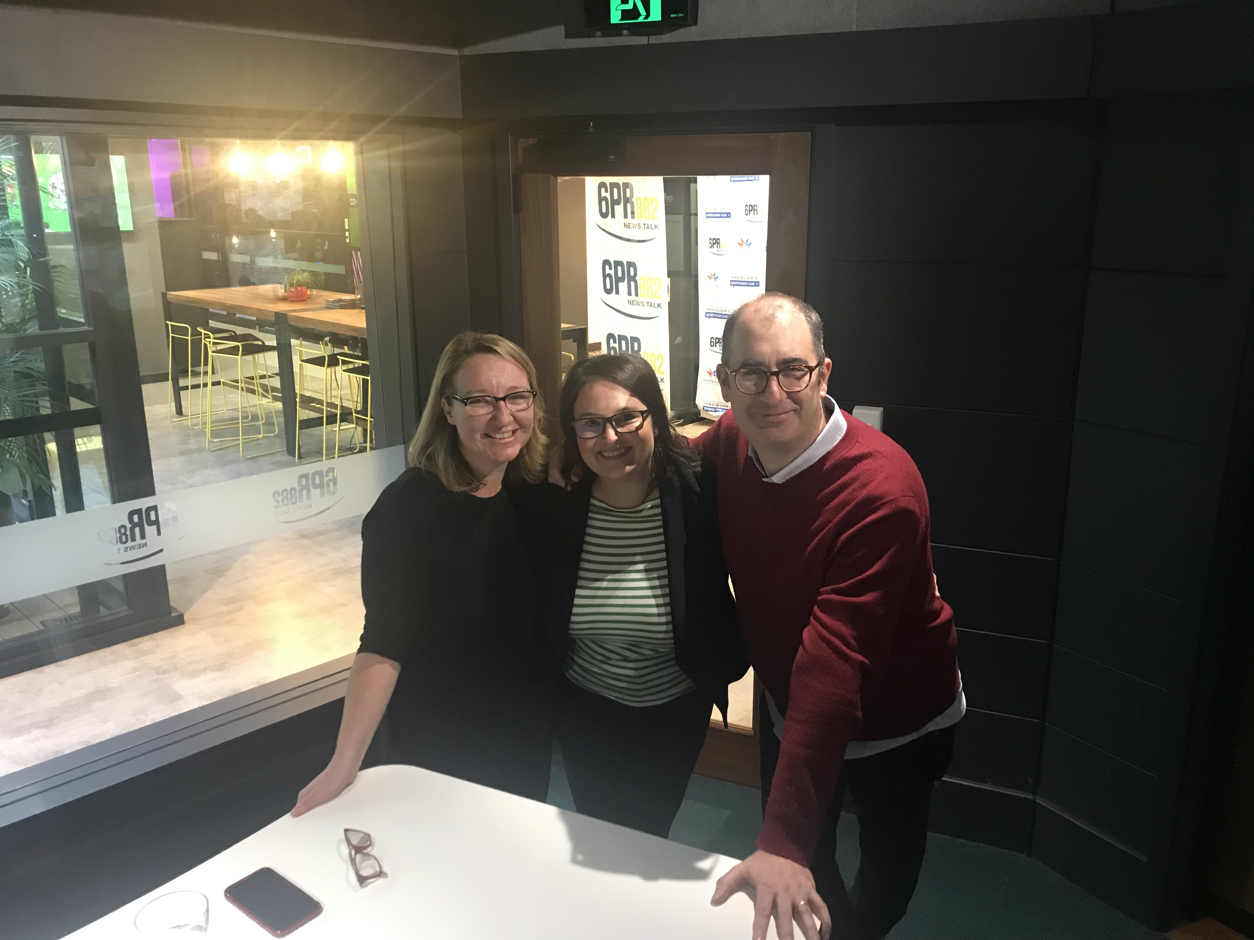 Politics hour with Nathan Hondros and Paige Taylor