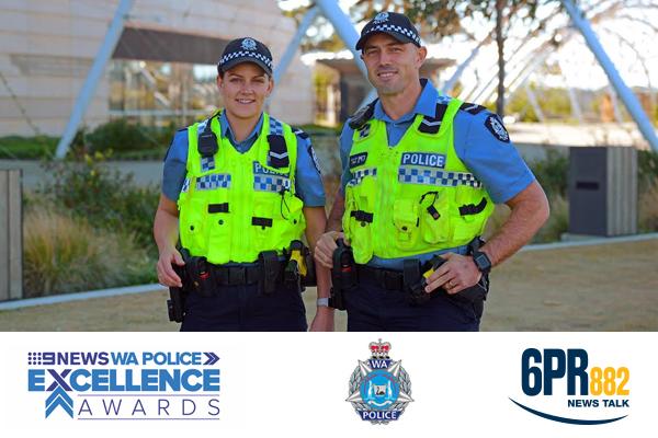 2019 Nine News WA Police Excellence Awards
