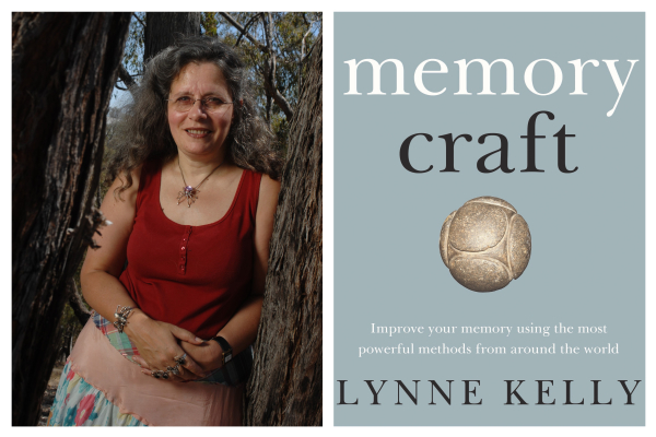 Author Lynne Kelly on her new book,Memory Craft