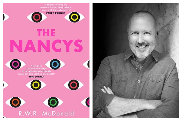 Author RWR McDonald on his laugh-out-loud murder mystery The Nancys