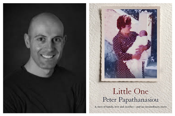 Author Peter Papathanasiou on his new book Little One