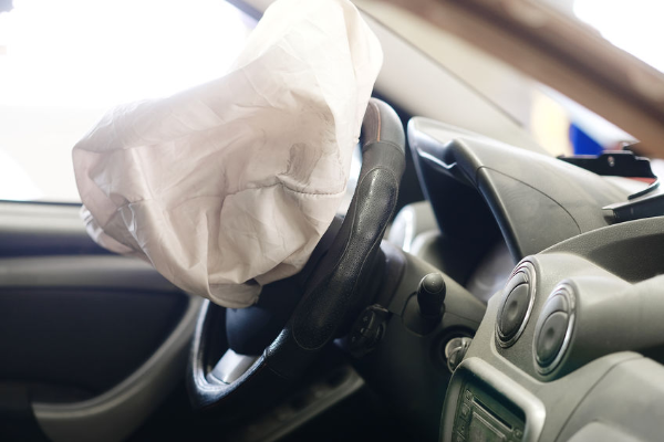 Faulty Airbags – It's like being shot by a gun