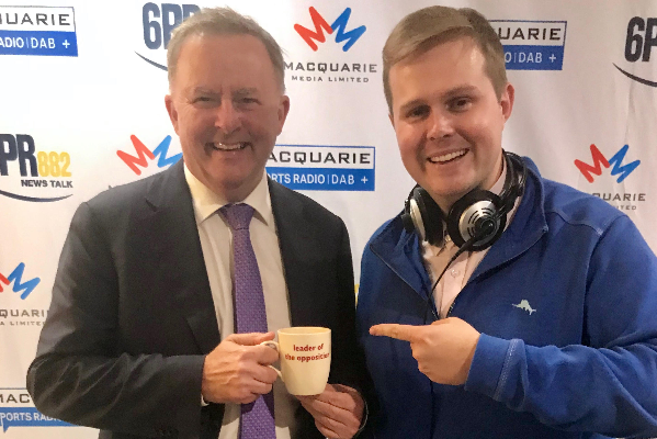 Talkback Democracy: Anthony Albanese Live In The Studio