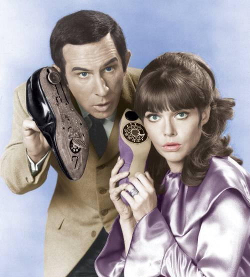 """Get Smart's, Barbara Feldon says """"Being here in Perth is like a song"""""""