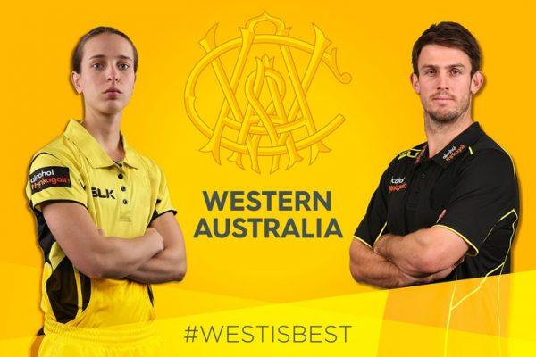 New names for Western Australian cricket teams