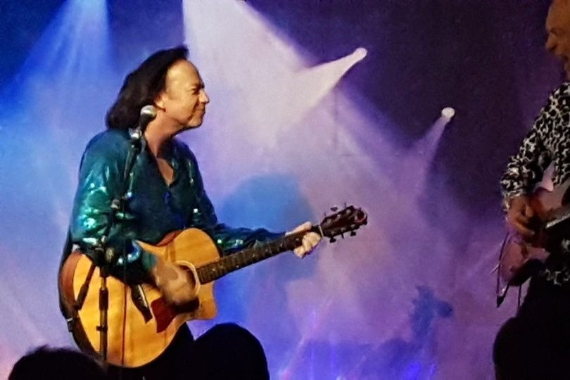Nearly Neil brings his Diamond act to Perth