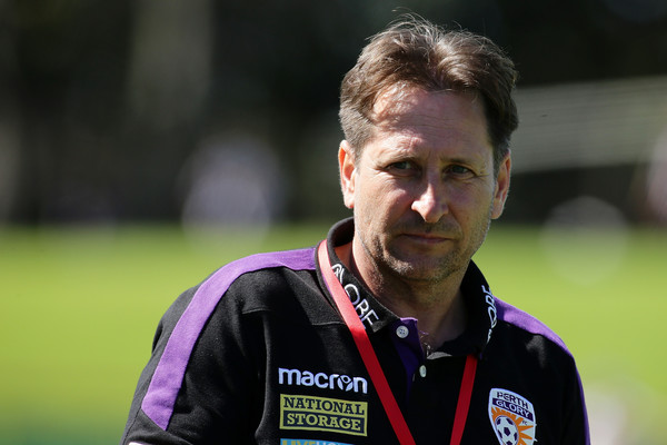 Perth Glory legend thoughts on Manchester United