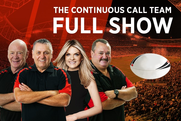 The Continuous Call Team – August 18th, 2019