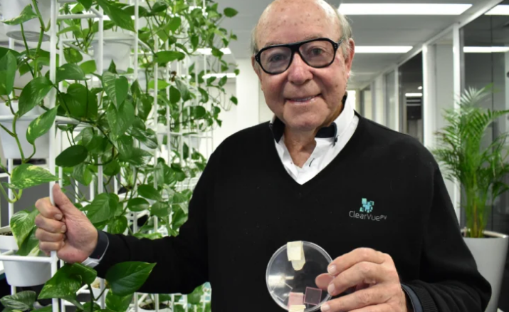 Solar glass a game-changer for renewable energy