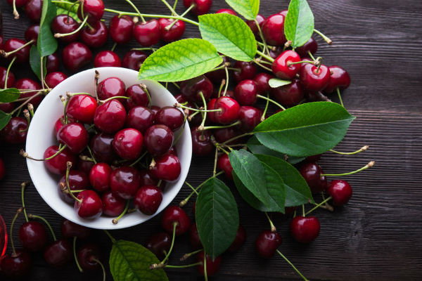 Manjimup Cherries… the perfect fruit for a festive gift!