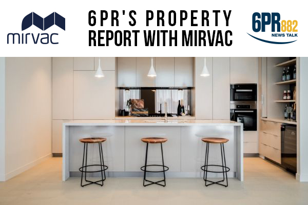 6PR's Property Report with Mirvac