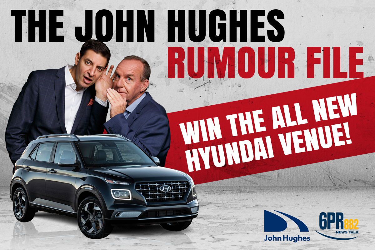 John Hughes Rumour File 2019