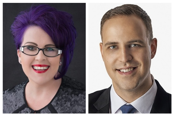 The Thursday Panel with Sharron Attwood and Chris Smoje