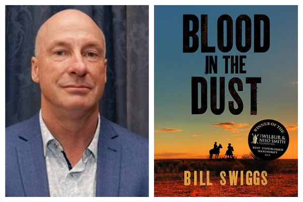 Author Bill Swiggs on his new book Blood In The Dust