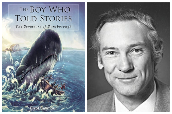 West Aussie author Errol Seymour on his new look at Dunsborough's past