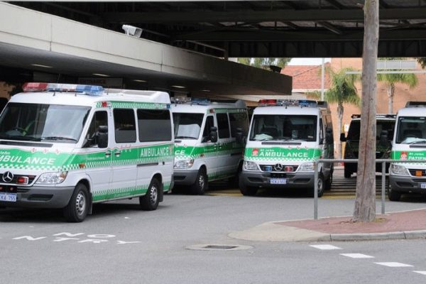 Article image for Ambulance contract could be taken away from St John