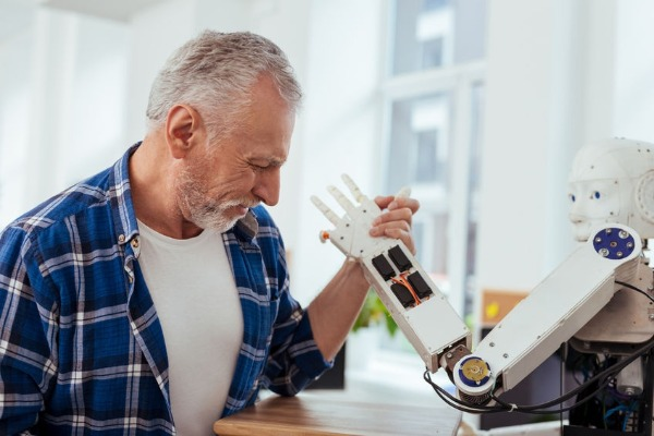 Would you like robots caring for you in your old age?