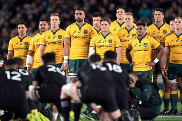 Former Wallabies legend chats upcoming Bledisloe Cup clash