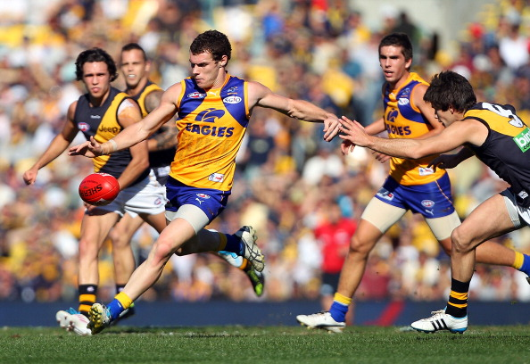 Article image for West Coast skipper still in doubt for Derby