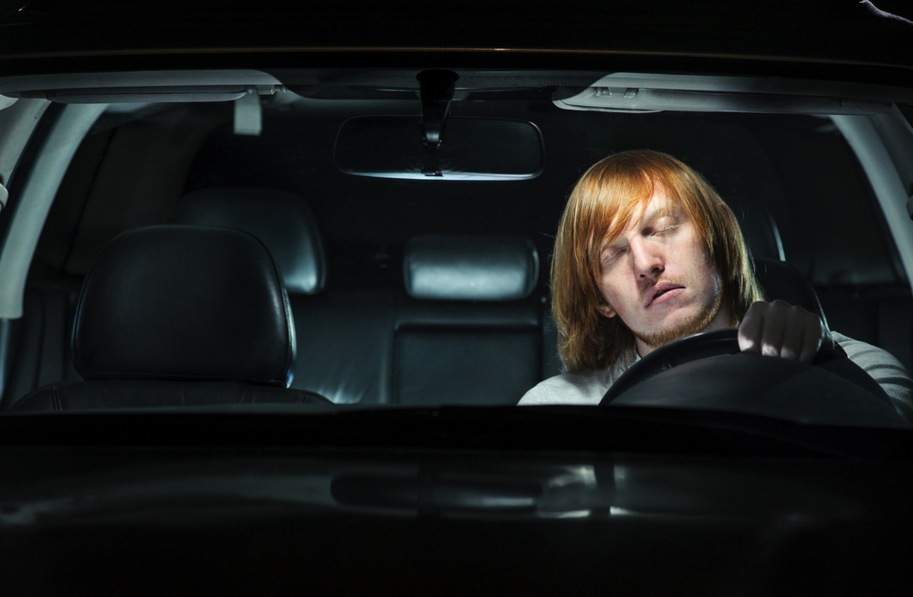 What's the harm in driving tired?